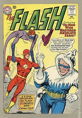 Flash (1959 1st Series DC) #134 GD/VG 3.0