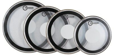 Aquarian Performance II Power Dot Drumhead 16 in.