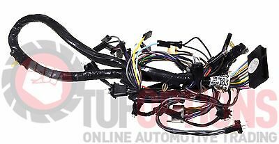NEW GMH WB Statesman DeVille WITH Column Shift Instrument Harness - 92019183