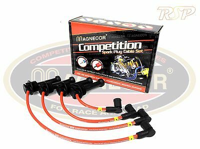Magnecor KV85 Ignition HT Leads Wires Cable Volvo S40/V40 1.8 1.9i 2.0i 16v DOHC