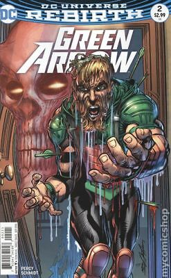 Green Arrow (2016 5th Series) #2B NM