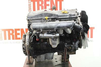 2002 L0153 LAND ROVER DISCOVERY 15P 2495cc Diesel Manual Engine Injectors Turbo