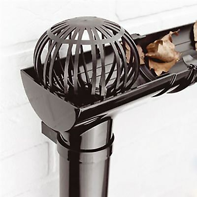 4 x Down Pipe Gutter Balloon Pipe Guard Filters Stops Blockage Leaves Downpipe