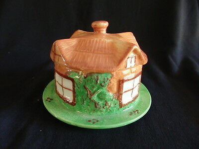 Westminster Cottage Ware Butter Dish