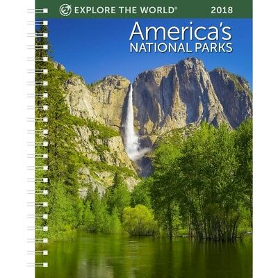 America's National Parks Softcover Weekly Planner