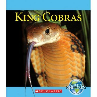 King Cobras - Library Binding NEW Katie Marsico 2013-01-15