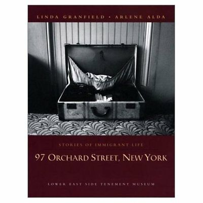 97 Orchard Street, New York: Stories of Immigrant Life - Paperback NEW Granfield