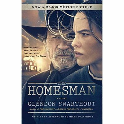 The Homesman - Paperback NEW Glendon Swartho 2014-11-04