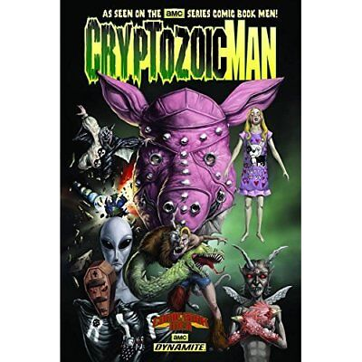 Cryptozoic Man Volume 1 - Paperback NEW Walter Flanagan 2014-10-16