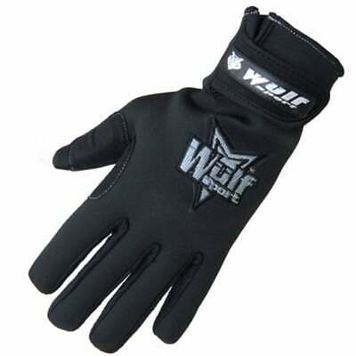 Wulfsport Neoprene Motocross MX Enduro Trail Adventure Offroad Winter Gloves