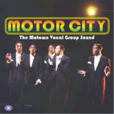Various Artists-Motor City  (UK IMPORT)  CD NEW