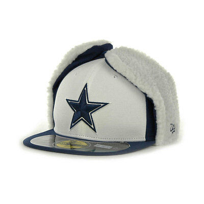 Dallas Cowboys NFL 59FIFTY [5950] Dog Ear Fitted Cap