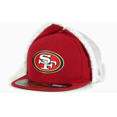 San Francisco 49ers NFL 59FIFTY [5950] Dog Ear Fitted Cap