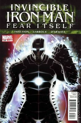 Invincible Iron Man (2008) #509 VF
