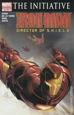 Iron Man (2005 4th Series) #15C VF