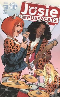 Josie and The Pussycats (2016 Archie) #3B NM