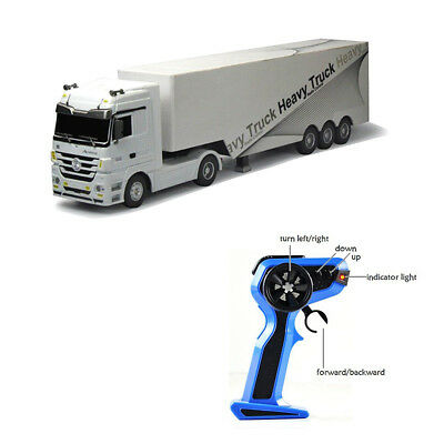Detachable Container RC Wireless Remote Control Truck 1:32 Cartage Vehicle Toy