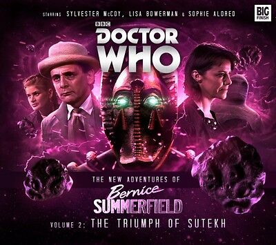 The New Adventures of Bernice Summerfield: The Triumph of the Sutekh: Volume 2 .