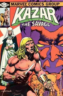Ka-Zar the Savage (1981) #11 VG+ 4.5 LOW GRADE