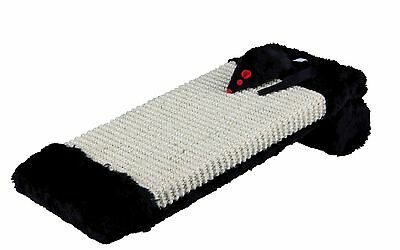4303 Trixie Cat Scratching Board on a Roll - Scratcher With Toy