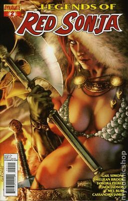 Legends of Red Sonja (2013 Dynamite) #2A NM