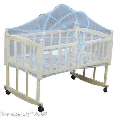 Infants Baby Bed Crib Folding Mosquito Net Portable Baby Bed Crib Mosquito Net