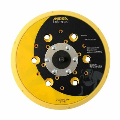 "MIRKA Schleifteller Abranet 150 150mm 5/16"" klett 48L Medium 8292605011"