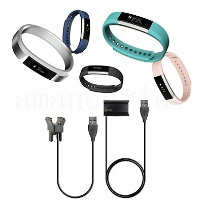 Replacement USB Charging Charger Cable Cord for Fitbit Alta Bracelet Wristband