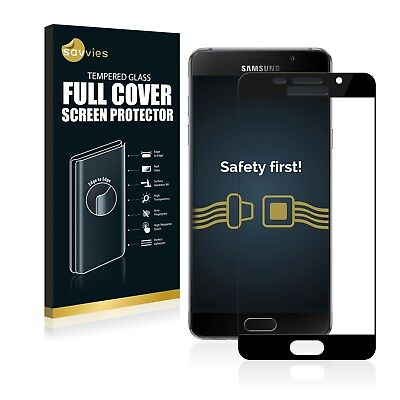 Full Cover Samsung Galaxy A5 (2016) 9H Tempered Glass Screen Protector Film