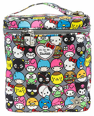 Ju Ju Be Sanrio Fuel Cell Backpack Baby Diaper Bag Hello Friends NEW
