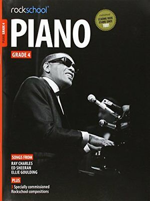 Rockschool 2015 Piano (Grade 4),PB,Various - NEW