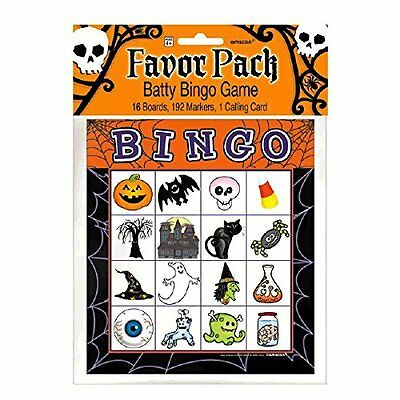Bingo Batty Halloween Party Games - Kids Parties - Fun Activities