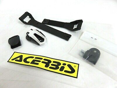 NEW Acerbis 0007853.090 Impact Replacement Buckle Boots Kit