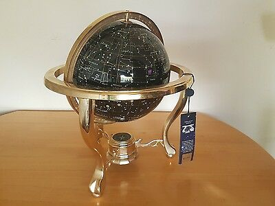 Guildford Astronomical Society Authenticated Night Sky Globe  💖💖💖💖💖💖💖💖💖