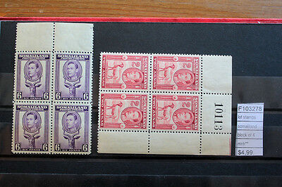 Lot Stamps Somaliland Block Of 4 Mnh** (F103278)