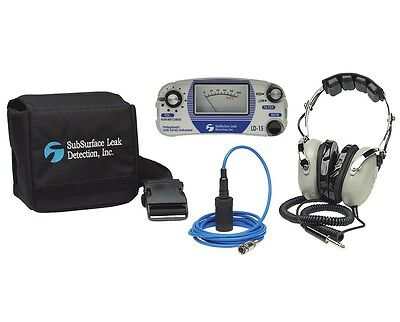SubSurface Instruments LD-15 Professional Leak Survey Equipment