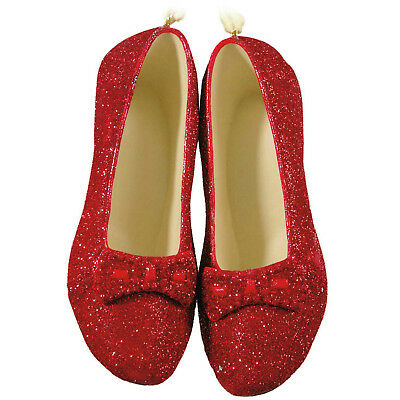 Hallmark Ornament 2014 Ruby Slippers - Wizard of Oz - Porcelain - #QXI2493-SDB
