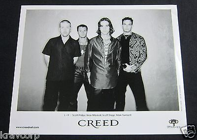 Creed—1999 Publicity Photo