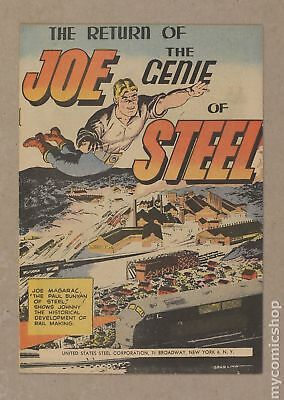 Return of Joe the Genie of Steel, The (1951) #1951 VF+ 8.5
