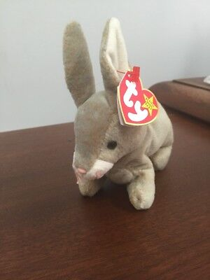 Ty Beanie Baby Nibbly Mwmt