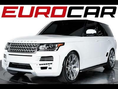 2014 Land Rover Range Rover Supercharged (STARTECH Body Kit) 2014 Land Rover Range Rover Supercharged - Full STARTECH Body Kit!