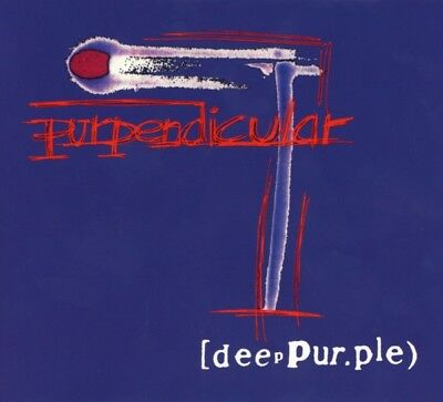 Deep Purple - Purpendicular (Expanded Version) CD Cherry Red NEU