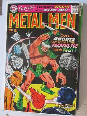 Metal Men 27 VG/FN Origin Issue SKU13088 25% Off!
