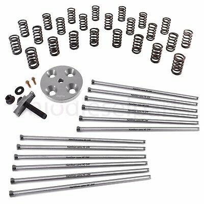 Hamilton Cams 24Valve 103lb Springs, Heavy Duty Pushrods, Spring Tool, Retainers