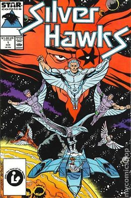 Silverhawks (1987 Marvel/Star Comics) #1 FN