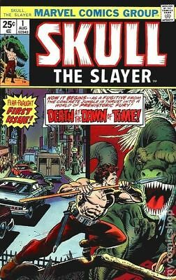Skull the Slayer (1975) #1 FN