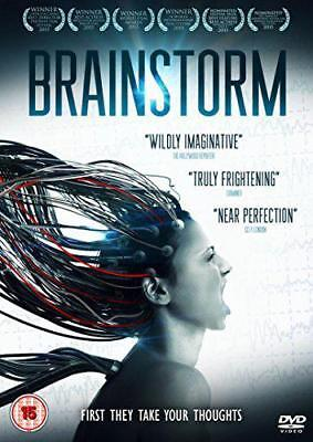 Brainstorm [DVD] [2016], DVD, New, FREE & Fast Delivery
