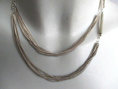 SILBER COLLIER ° 925 ° SILBERKETTE ° Made in Italy °