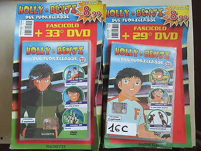 Lotto stock 15 DVD HOLLY e BENJI NUOVI
