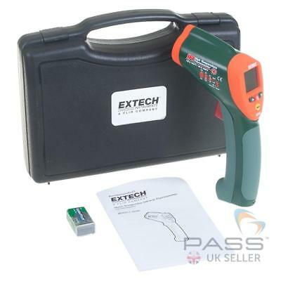 *NEW* Extech 42545 High Temperature IR Thermometer (-50 to 1000ºC) / UK
